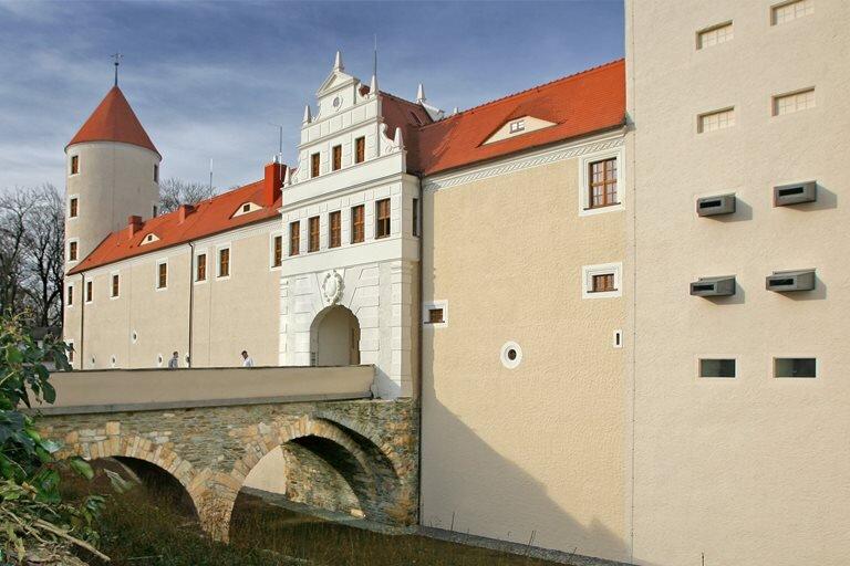 """Zum sechsten Mal finden die """"Freiberger Sommernächte"""" auf Schloss Freudenstein statt."""