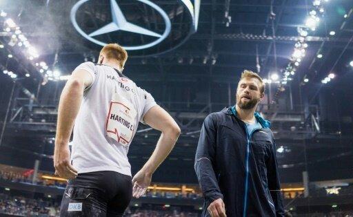 Robert und Christoph Harting treten gegeneinander an