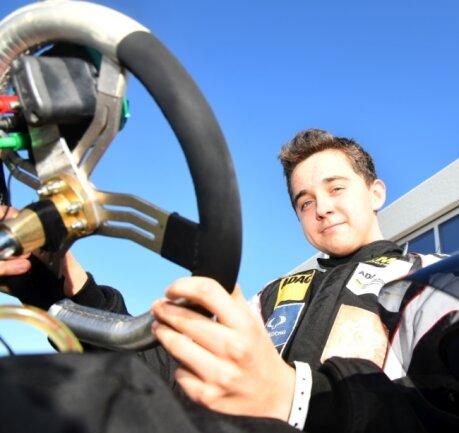 Nach dem ersten Corona-Lockdown nahm die Saison 2020 auch für den Wolkensteiner Matteo Carrozza im Sommer richtig Fahrt auf. Letztlich zog sich diese sogar bis in den November hinein.