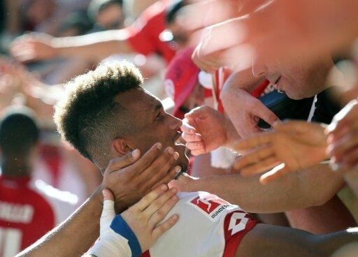 Die Mainzer Fans dürfen sich weiter auf Gbamin freuen