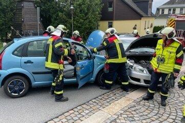 Verletzt wurde bei dem Unfall niemand.