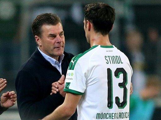 Pleite für Dieter Hecking und Borussia Mönchengladbach
