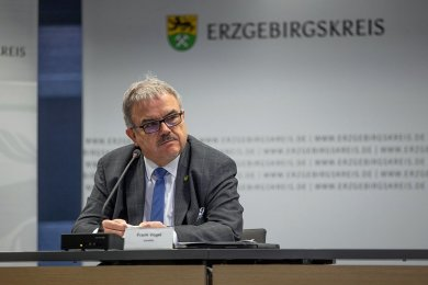 Frank Vogel - Landrat
