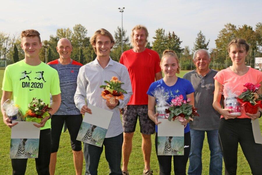 SV Vorwärts würdigt seine Top-Athleten