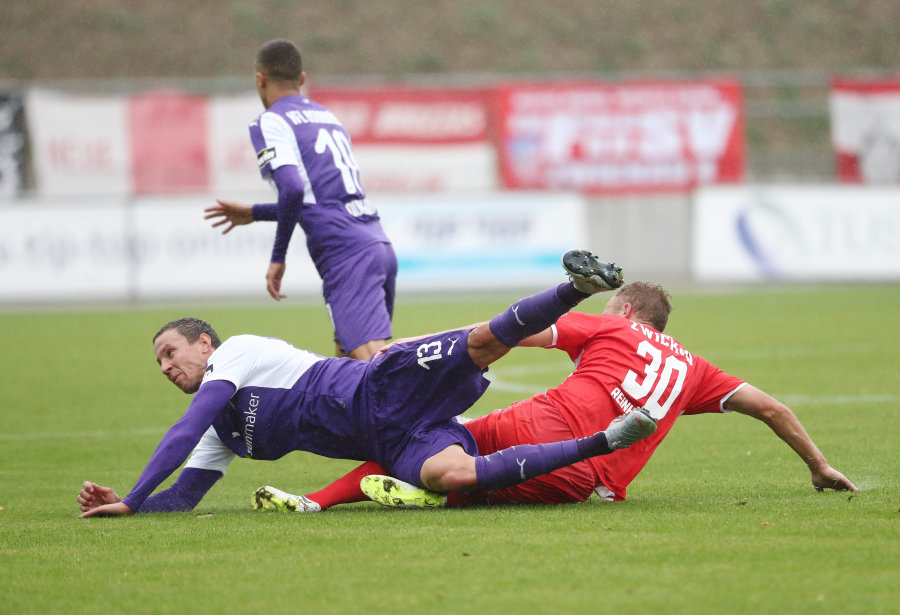 Zwickauer Sieglos-Serie hält an - 0:1 gegen Osnabrück