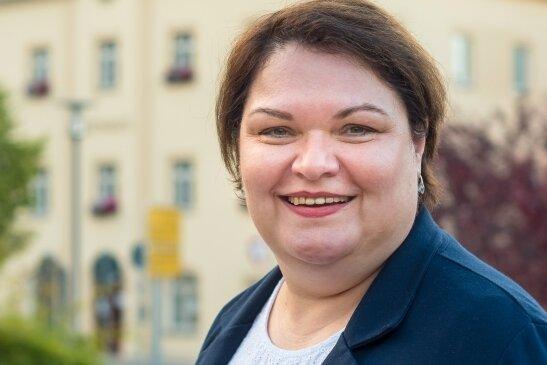 Die neue Innenstadtmanagerin: Ulrike Matthes.