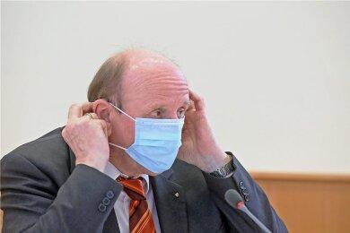 Landrat Christoph Scheurer