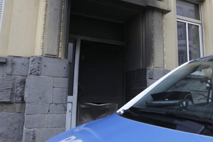 Dieses Haus war der Polizei gut bekannt. Vor einem Jahr brannte es.