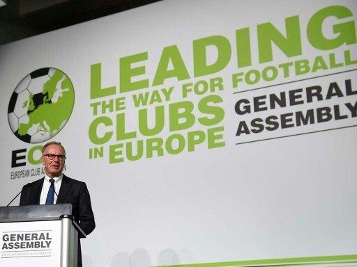 Karl-Heinz Rummenigge freut sich über UEFA-Änderungen
