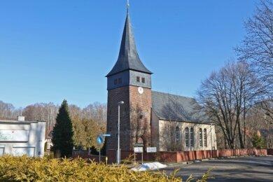 Die Auerbacher Kirche hat ganz schön viel erlebt.