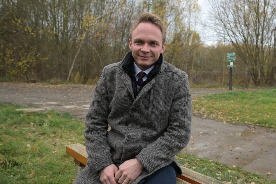 Im Bereich der Steegenwiesen hat sich die Gemeinde jüngst ein Grundstückgesichert. Die Fläche wird im nächsten Jahr eine Rolle spielen. Stephan Weinrich hofft auf Vorschläge aus der Bevölkerung.