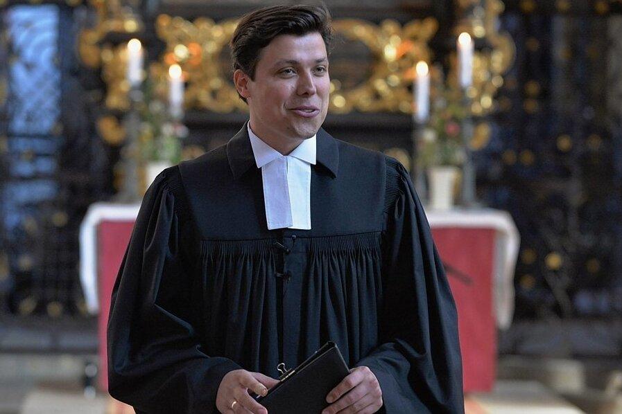 Justus Geilhufe - Pfarrer