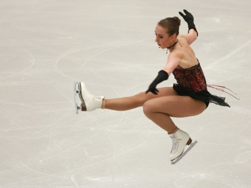 Nathalie Weinzierl wurde in Bergamo nur neunte