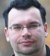 Journalist Hendrik Pfefferkorn aus Limbach-Oberfrohna.