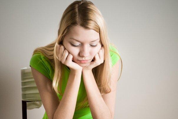 Jugendliche sind besonders gefährdet, magersüchtig zu werden.