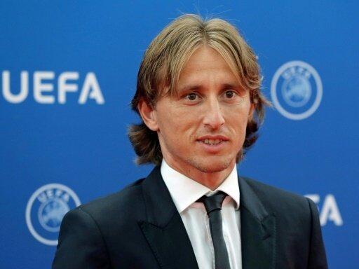 Luka Modric ist Europas Fußballer des Jahres