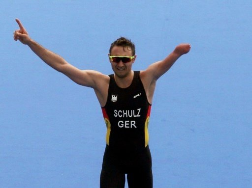 Martin Schulz hat die Silbermedaille gewonnen