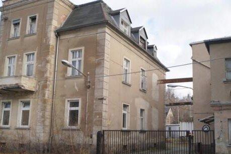 Kirchberg erhält zwei Millionen Euro für Abriss von Kunstlederfabrik
