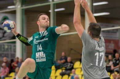 Will gegen Jena wieder vorangehen: Kapitän Eric Neumann.