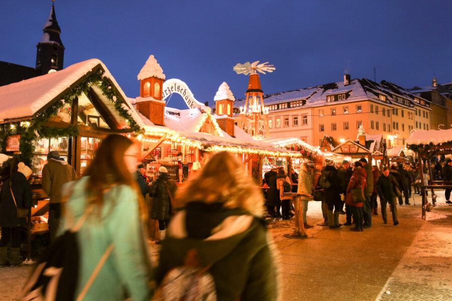 Weihnachtsmarkt in Coronazeiten: Sachsen plant Leitlinien