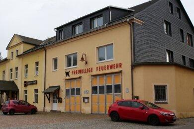 Das Depot in Markersbach ist nicht mehr zeitgemäß.