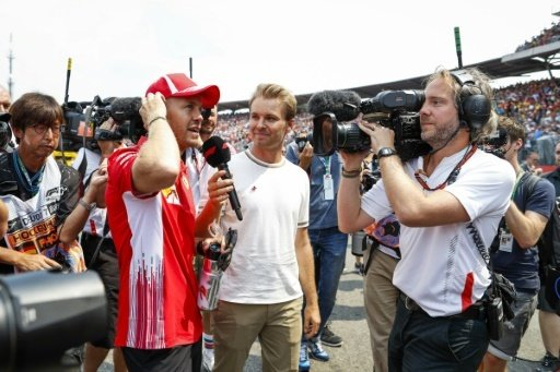 Nico Rosberg sieht zu viele Fehler bei Sebastian Vettel