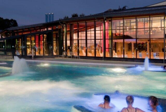 Das Actinon in Bad Schlema steht in den nächsten Jahren vor einer Komplettkur.