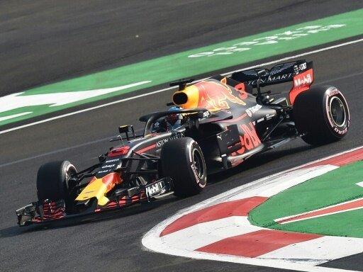 Daniel Ricciardo startet in Mexiko von Platz eins