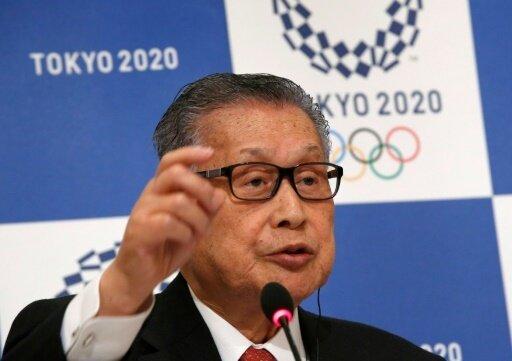 Yoshiro Mori leitet das Organisationskomittee in Tokio
