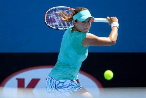 Tatjana Maria scheitert in der ersten Runde in Straßburg