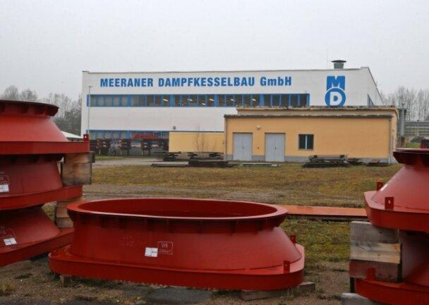 Meeraner Dampfkesselbau erhält Arbeitsplätze | Freie Presse - Glauchau