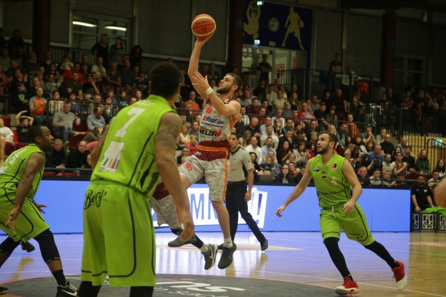Basketball: Niners landen klaren Pflichtsieg
