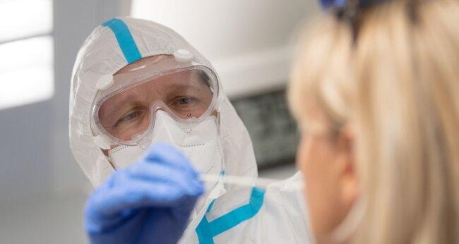 Das mittelsächsische Gesundheitsamt plant weitere Tests (Symbolfoto) nach Fällen in Kindereinrichtungen.