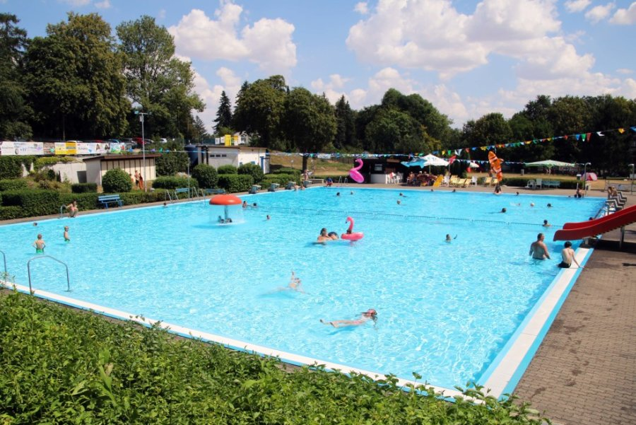 Von wegen Herbst: Romanusbad verlängert seine Saison bis zum 27. September