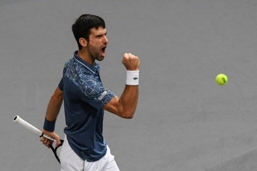 Novak Djokovic führt das ATP-Ranking wieder an