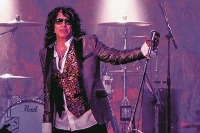 Ein Rockmonster zeigt seine verletzliche Seite: Kiss-Kopf Paul Stanley als Sänger von Soul Station.