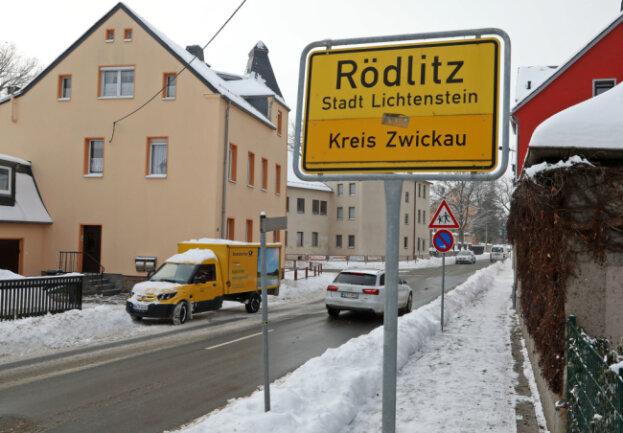 Rödlitz: Schauplatz des gewaltsamen Todes zweier Männer.