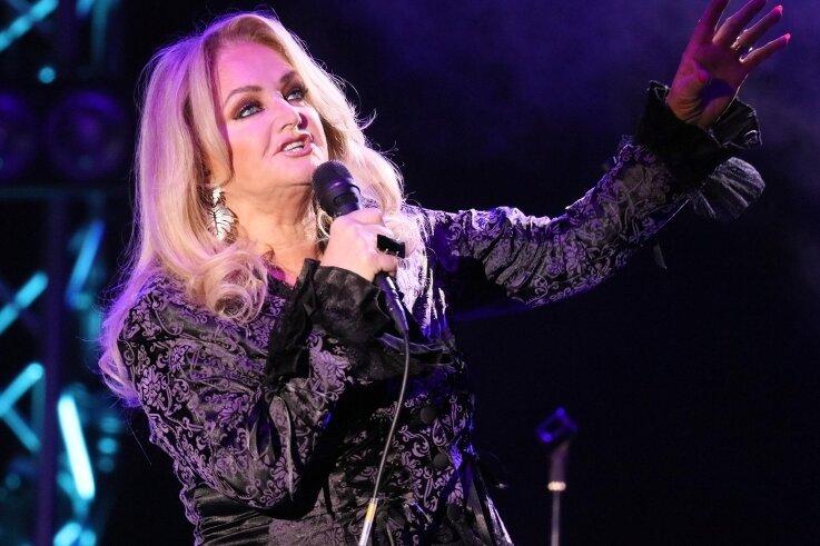 Bonnie Tyler begeistert Fans