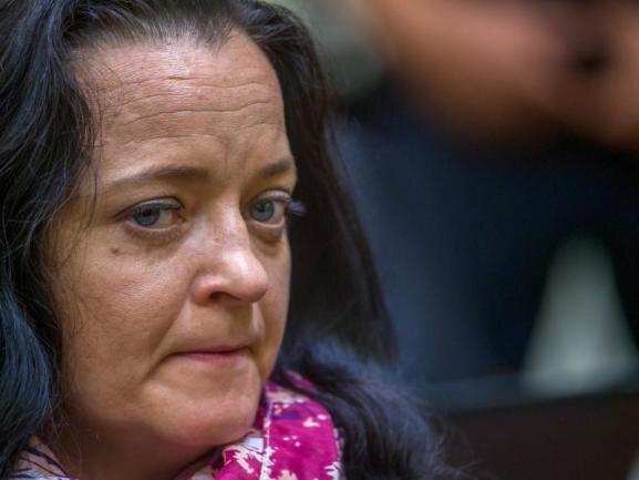 Im Sommer wurde Beate Zschäpe in München verurteilt und saß dort auch bis Montag in Haft.