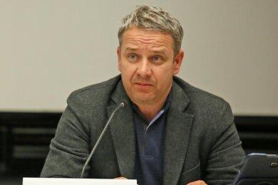 Sven Itzek ist nicht länger Fraktionsvorsitzender der AfD im Zwickauer Stadtrat.