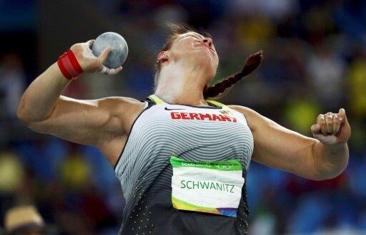 Weltmeisterin Schwanitz ist trotz Pause in super Form