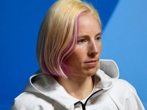 Brustkrebs: Olympiasiegerin Randall ist schwer erkrankt