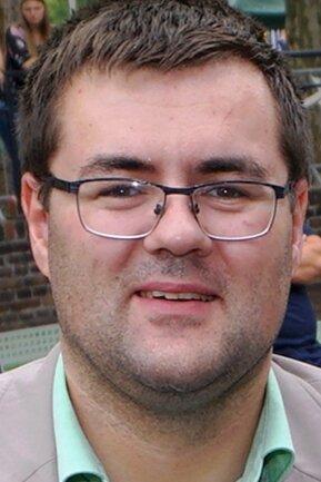 Marcel Kruppa - Leiter des Amtesfür Familie, Schuleund Soziales