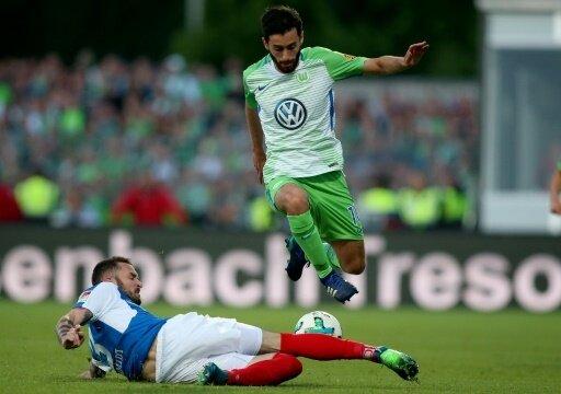Der VfL Wolfsburg bleibt in der ersten Bundesliga