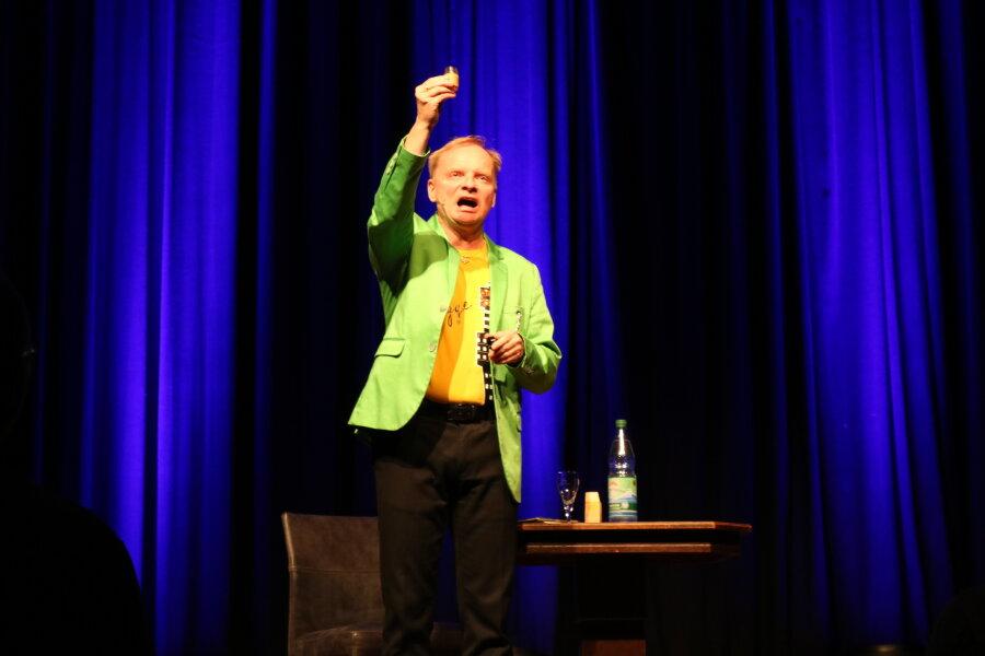 Uwe Steimle - Kabarettist aus Dresden
