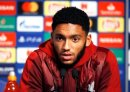 Joe Gomez verlängert seinen Vertrag beim FC Liverpool