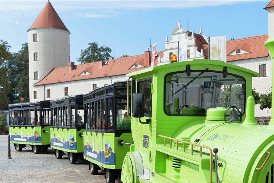 Silberstadtbahn fährt wieder