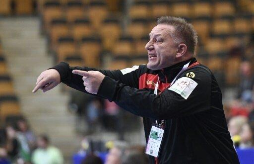 Leipzig-Coach Michael Biegler muss am Wochenende passen