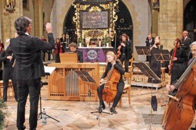 Das Weihnachtsoratorium im Dom, aufgeführt vom Dresdner Barockorchester und dem Domchor unter der Leitung von Albrecht Koch, konnte im letzten Jahr nur im Internet erlebt werden.
