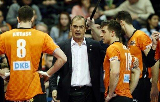BR Volleys verlieren beim Moculescu-Einstand gegen Kasan